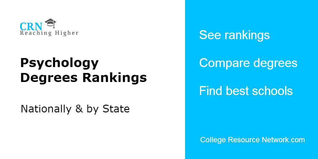 2016 2017 Best Psychology Schools Amp Colleges Rankings Crn